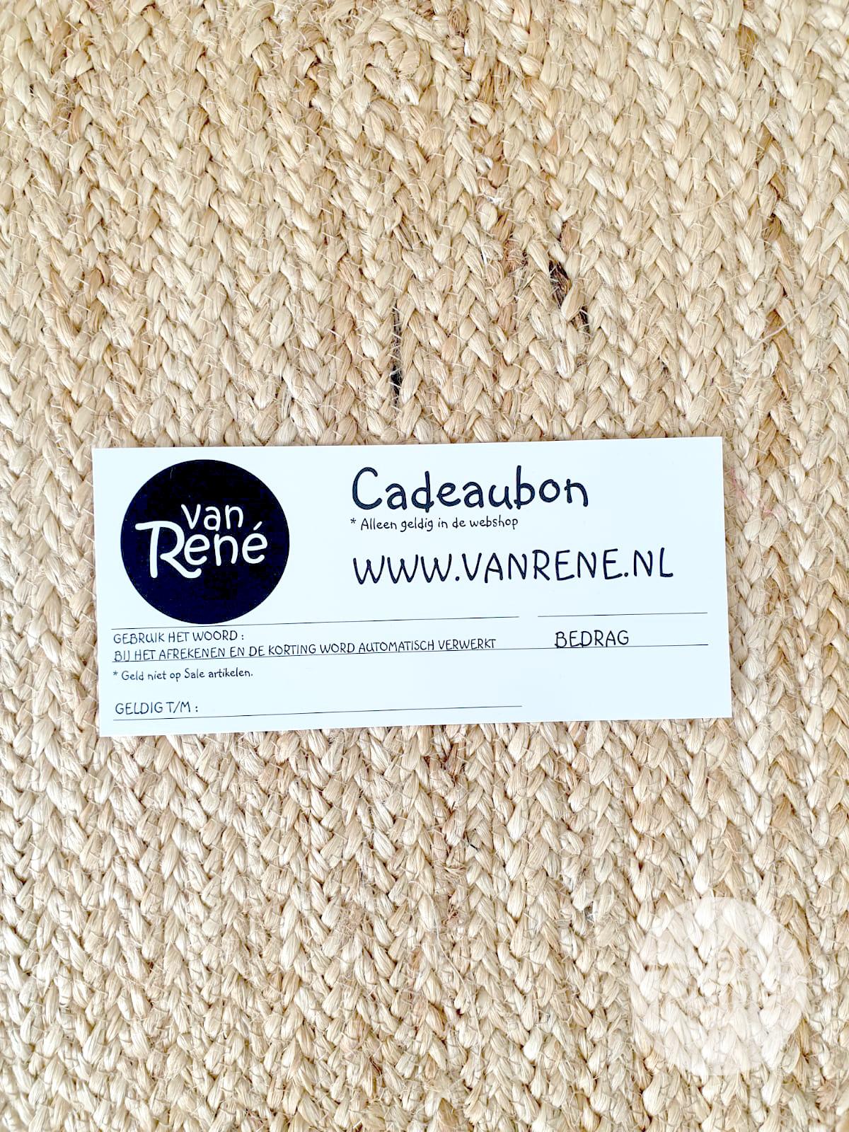 5 Euro Cadeaubonnen Leuk Om Cadeau To Geven Van René