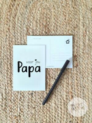Kaart A6 Papa